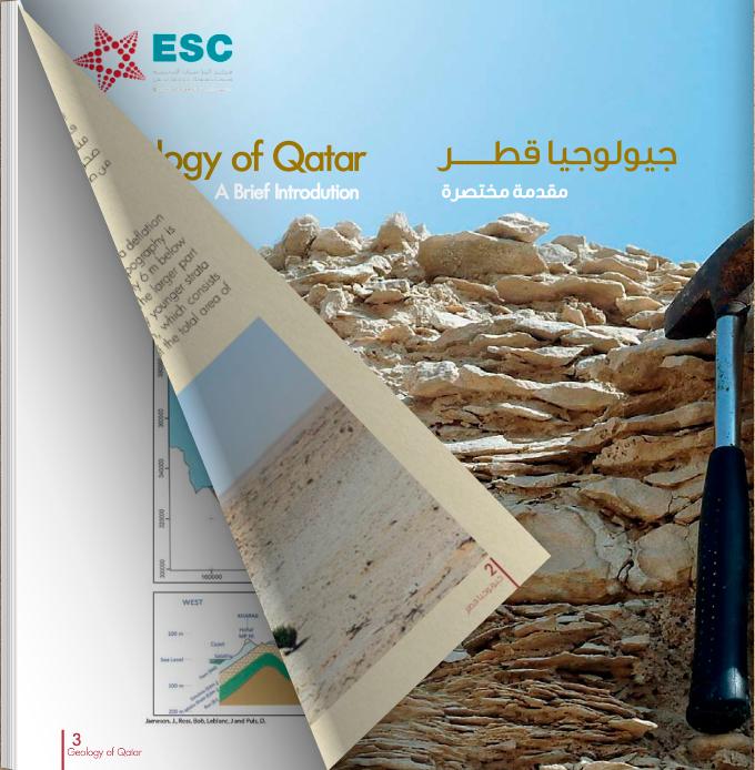 Geology of Qatar
